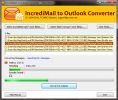 Transfer IncrediMail Emails to Outlook