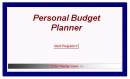 Loans Budget Planner