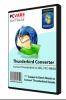 Convert Thunderbird emails to PST