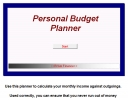 Payday Loans Budget Planner