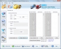 Parcels and Luggage Barcode Software