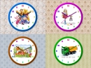Reloj de Ni�os 7 (Child Clock-7)