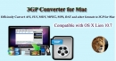 3GP Converter for Mac