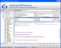 Microsoft exchange EDB to PST converter