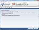 PDF Bates Numbering System
