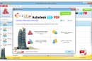 FoxPDF Autodesk to PDF Converter