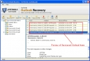 Recover deleted email Outlook 2007