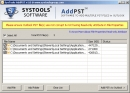 Configure PST Files To Outlook