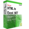 Elerium HTML to Excel .NET