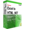 Elerium Excel to HTML .NET