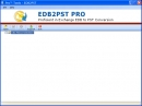 EDB2PST Pro