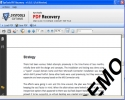 Easy PDF Recovery tool