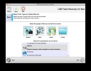 321Soft USB Flash Recovery for Mac (Recuperador de unidades de memoria flash USB para Mac, desarrollado por 321Soft) (321Soft USB Flash Recovery for Mac)