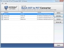 Convert Multiple OST to PST