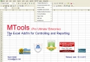 MTools Ultimate Excel Plug-In