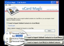 vcard a Outlook (vCard to Outlook)