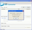 DBX to PST Converter