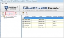 Convert Outlook OST to MBOX