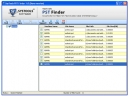 Outlook PST File Search Tool
