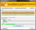 Incredimail to Outlook Export