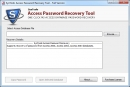 MDB Password Recovery Tool V5.2