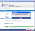 Splitting Outlook PST file