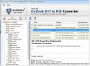 Import OST to Lotus Notes