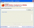 Transfer Lotus Notes to Gmail
