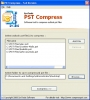 Compress PST Files Outlook 2007