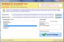 Backup Incredimail to Windows Live Mail
