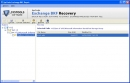 Recover Exchange from BKF File