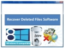 Recover Deleted Files Software