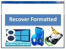 Recover Formatted (Windows)
