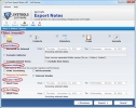 Lotus Notes NSF Files to Outlook PST Files