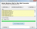 Convert Windows Mail files to Mac