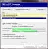 Convert a DBX File to PST
