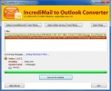 Convertir de Incredimail en Outlook. (Convert Incredimail to Outlook)