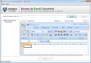 Access 2 Excel Software