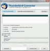 Thunderbird Conversion to Outlook
