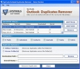 MS Outlook Duplicates Remover Software