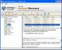 Recover MS Outlook