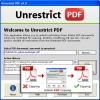 Unlock Restricted PDF