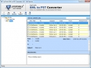 Import EML file to Outlook 2010