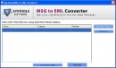 Convert Outlook MSG File to EML File