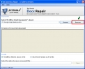 MS Word Docx Repair