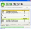 Excel File Data Recovery Software