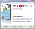 Converting WAB contacts to outlook