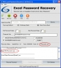 Open Excel Password