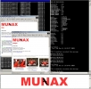 MUNAX Search Engine
